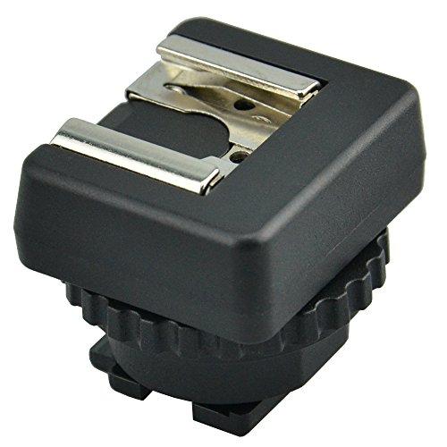 JJC MSA-MIS Cold Mount Adapter Converter for Sony Multi Interface Shoe -Black