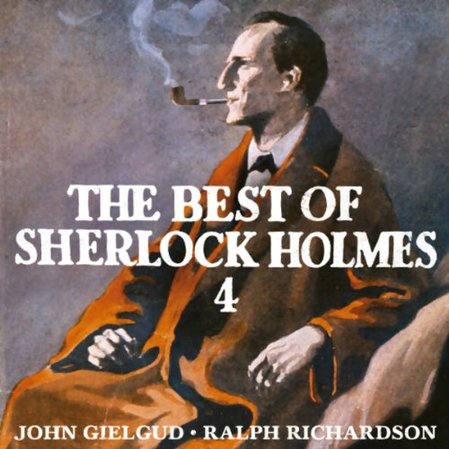 The Best of Sherlock Holmes, Volume 4 cover art