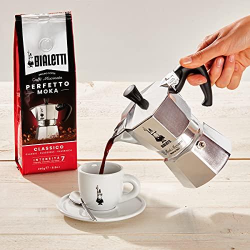 Bialetti 0001163 Cafetière Italienne, Aluminium,...