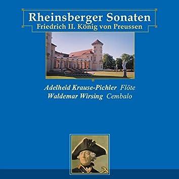Frederick II, King of Prussia: Rheinsberg Sonatas