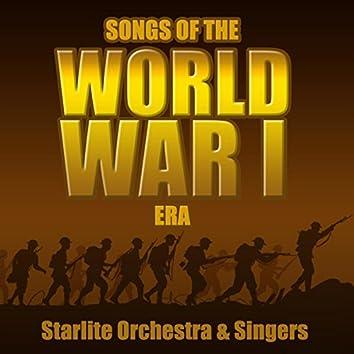 Songs of The World War I Era