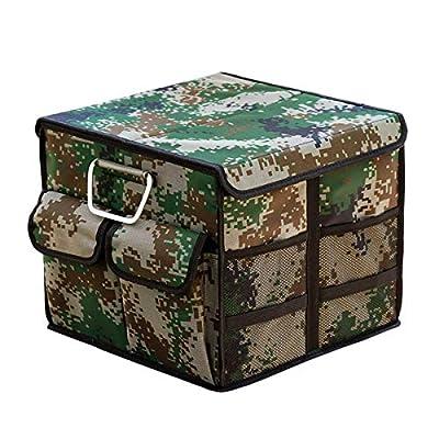 SJINC Foldable Storage Bins Boxes, Trunk Organi...