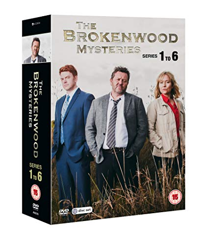 The Brokenwood Mysteries - Series 1-6 Box Set (12 DVDs)