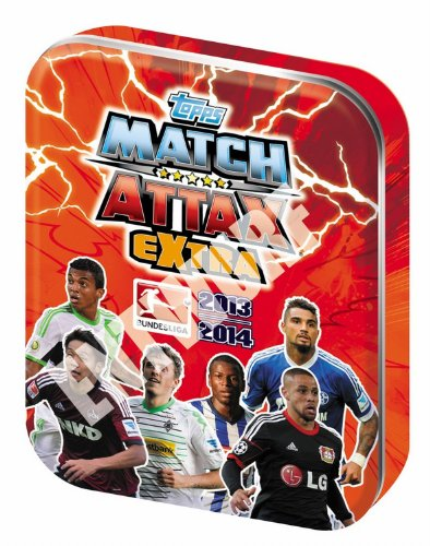 Topps TO00724 - Match Attax Extra 2013 / 2014, Mini Tindose