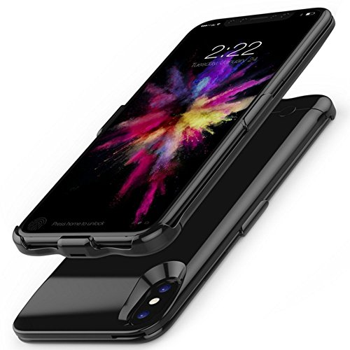 JOYZON バッテリー内蔵ケース 10000mA 大容量 iPhone 8 / 7 / 6s / 6専用 バッテリーケース 軽量 超薄 急速...