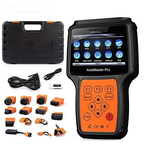 SHIJING NT644 Pro systemweite OBD Scanner ABS Airbag Automatik Getriebe DPF Service-Reset-Tool OBD2 ODB Kfz-Diagnose-Scanner