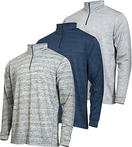 Half Zip Sweater Outfits Mens