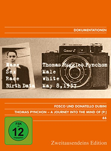 Thomas Pynchon – A Journey into the Mind of (P.). Zweitausendeins Edition Dokumentation 66.