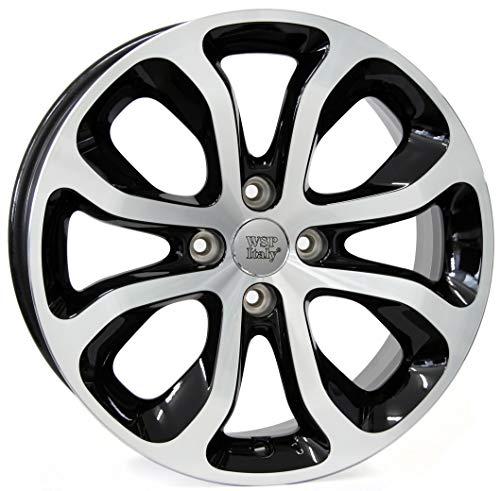 WSP ITALY Jante Alliage pour Citroën,Skoda,Volkswagen, 16 pouses 6.0X16 4X108 Et 23 65.1 METZ34CT03