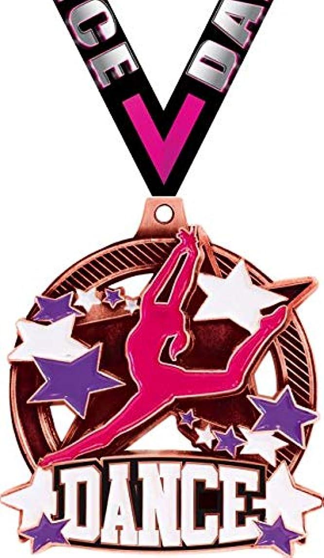 Dance Medals - 2.25