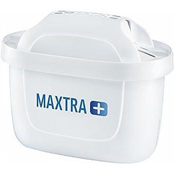 BRITA(ブリタ) NEW MAXTRA+ ニューマクストラプラス 新改良版 高除去タイプ 日本仕様 1個入り