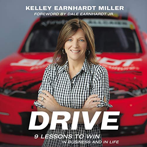 Drive audiobook cover art