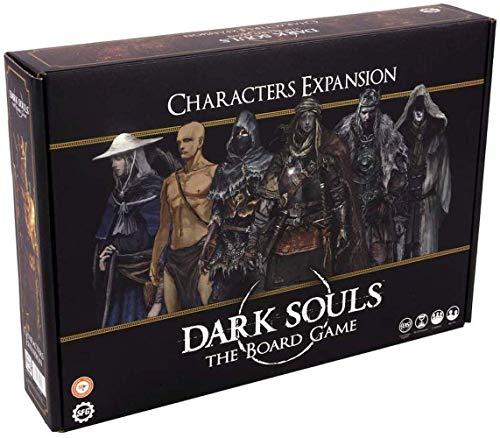 Steamforge Games - Dark Souls - Das Brettspiel - Charakters Erweiterung - Deutsch