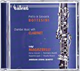 Bottesini:Kammermusik mit Klarinette - Magistrelli