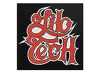 LIBTECH(リブテック)ステッカー .lib 【 lib tech ・ リブ テック 】