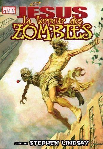 Jesus : la terreur des zombies
