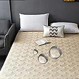 BOLO Protector de colchón impermeable – colchón transpirable, protector de colchón sin crujir, 120x200+28cm