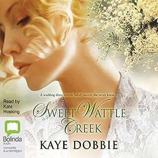 Sweet Wattle Creek audiobook cover art
