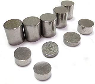 Pinewood Derby Weights 3.50 oz - Incremental and Configurable Tungsten Weights for Pinewood Derby Cars