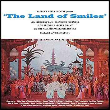 Sadler's Wells Theatre Present The Land of Smiles