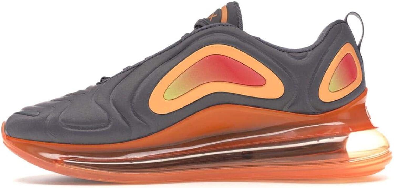 Chaussures de Sport noir Fuel Orange Chaussures de FonctionneHommest Homme