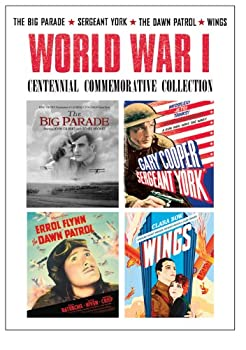 WWI Centennial Commemoration Collection  DVD