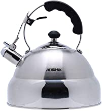 Arshia Stainless Steel Kettle 5L SK270 Silver , 2724569230958