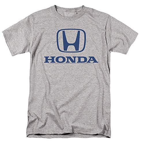 Honda Auto Logo Gray T Shirt & Stickers (Large)