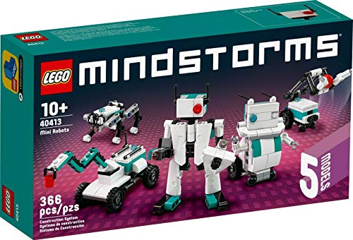 small LEGO Mindstorms Mini Robot Building Kit 40413