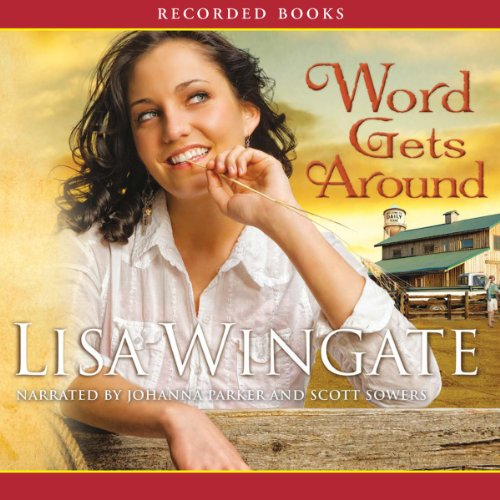 Word Gets Around audiobook cover art