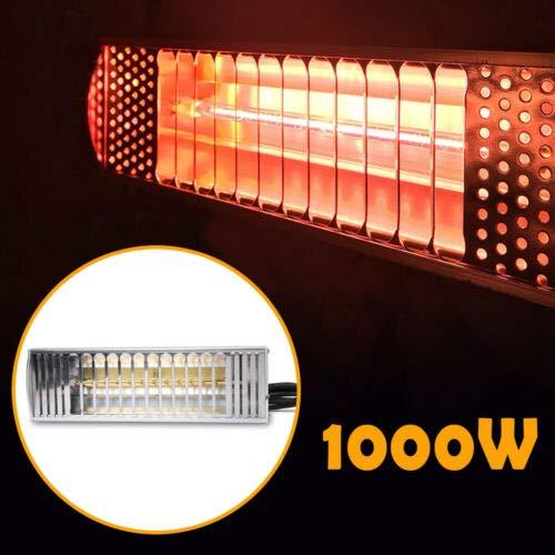 1000W Tragbar Lacktrockner Infrarotheizung Lampe Auto Lackierung Werkzeug