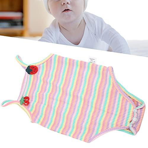 Eosnow Onesies Bodys, Disfraz de Foto, Mono Infantil con botón Inferior, Regalo de cumpleaños para Fiestas de cumpleaños para Vacaciones(Cherry Powder)