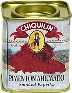 Chiquilin Smoked Paprika 2.64 oz Tin (Pack of 6)