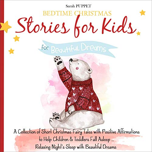 Bedtime Christmas Stories for Kids Titelbild