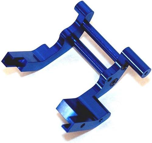 punto de venta St Racing Conceptos posterior posterior posterior de aluminio Motor Guard para Traxxas Camiones azul  precios ultra bajos