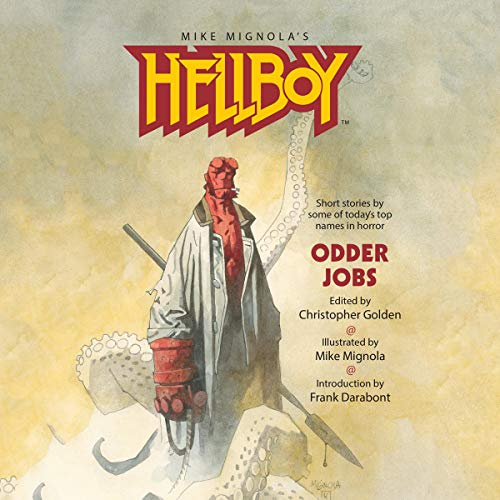 Hellboy: Odder Jobs cover art