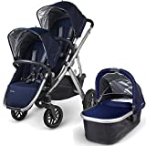 UPPAbaby 2015 Vista Stroller With Rumble Seat (Taylor/Indigo)