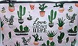 Legami POUCH0027 Pochette con Zip, Cactus