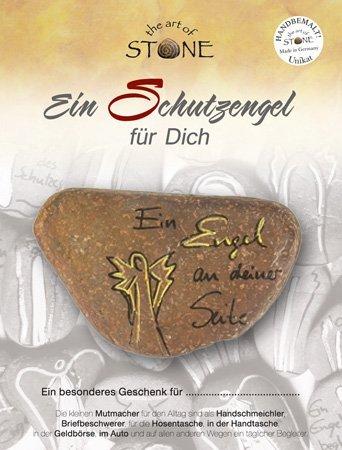 The Art of Stone, Schutzengel Stein, EIN Engel an deiner Seite