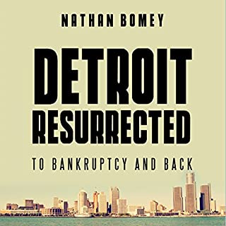 Detroit Resurrected cover art
