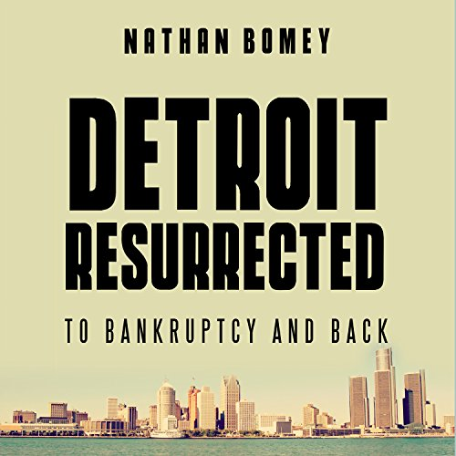 Detroit Resurrected audiobook cover art