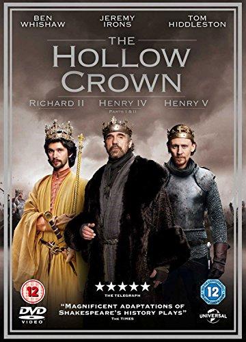 Hollow Crown-Season 1 (4 DVD) [Edizione: Regno Unito] [Import]