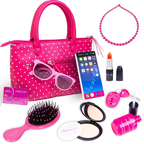 PixieCrush Pretend Play Kid Purse Set ...