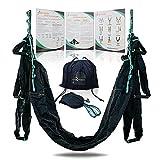 Aerial Yoga Swing Hammock – Strong & Durable Antigravity...