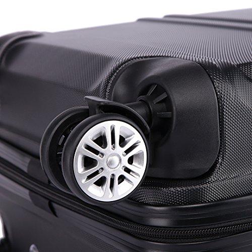 Kono Maleta de Cabina de ABS de 20 Pulgadas - 3