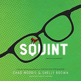 Squint audiobook cover art