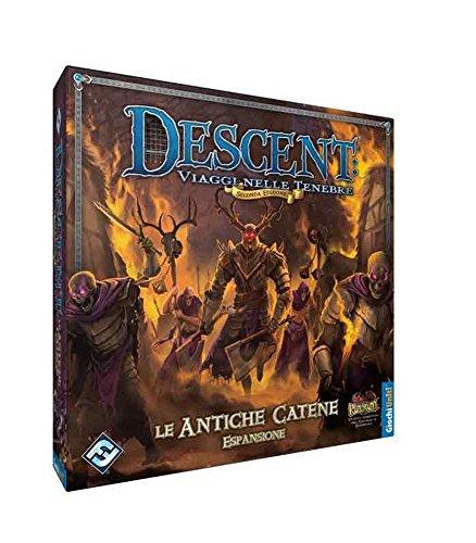 Giochi Uniti Runebound Descent 2. Edition - Die Alten Ketten, GU559