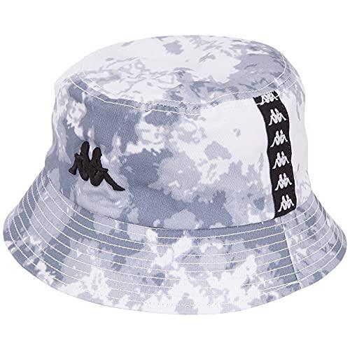 Kappa Gunther Sombrero de Copa Baja, Piel de tiburón, Talla única Unisex Adulto