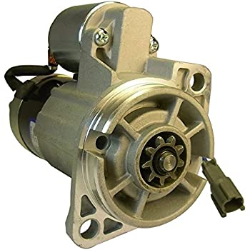 Premier Gear PG-18029 Professional Grade New Agriculture and Industrial Starter