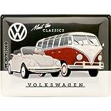 Nostalgic-Art 23255 Volkswagen-VW-Meet The Classics |